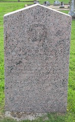 Photo of Black plaque number 20323
