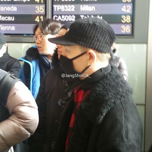 Big Bang - Beijing Airport - 31dec2015 - JangShinOk_ - 08