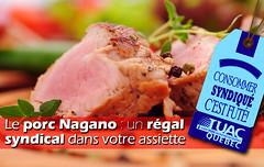 Le porc Nagano