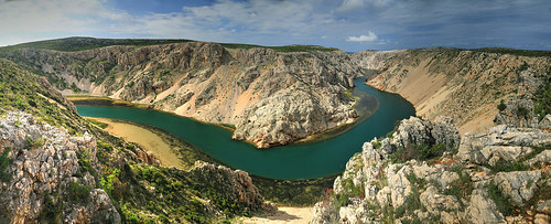 croacie croatia croatie croazia dalmacija dalmatia horvatorszag hrvatska mediterranean zadar zara zrmanja canyon river spring