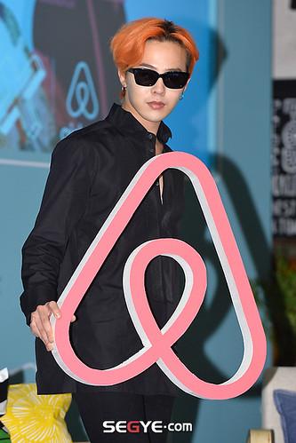 G-Dragon - Airbnb x G-Dragon - 20aug2015 - Segye - 08