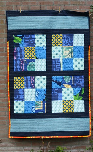 Quilt for a Boy