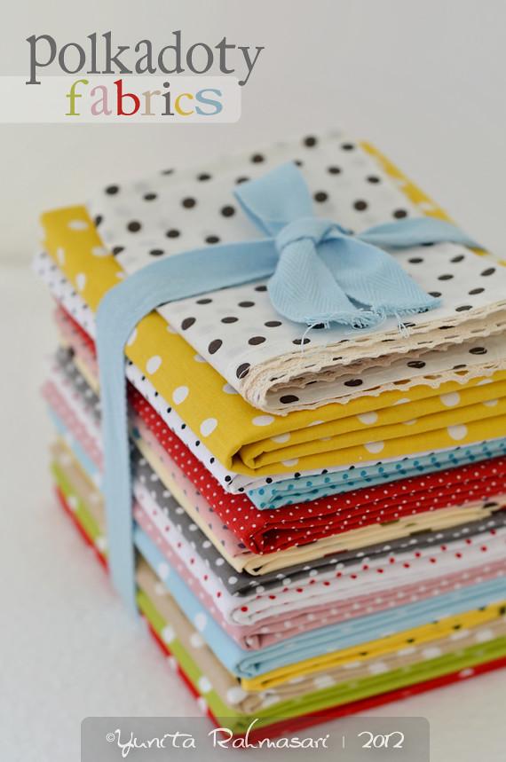 Polkadoty Fabrics
