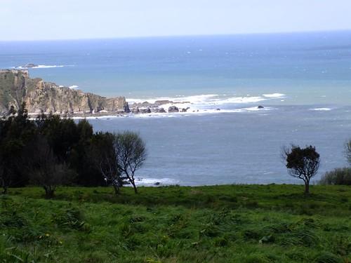 Asturias, Novellana a Canero