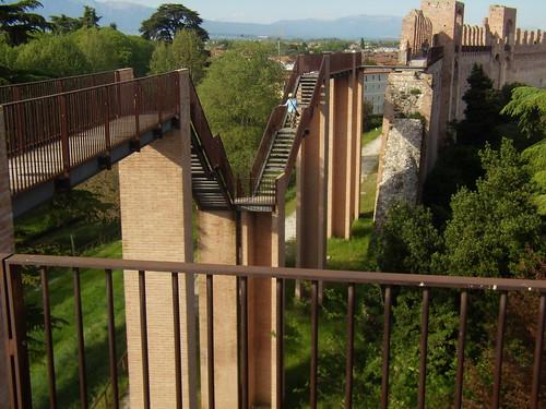 dove mancano le mura Cittadella