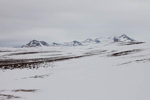 Subtle landscape by Guðný Pálína