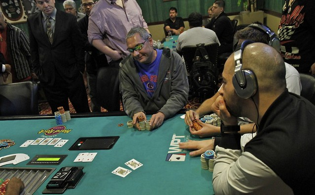 2460 Robert Georato Eliminated by Tommy Vedes