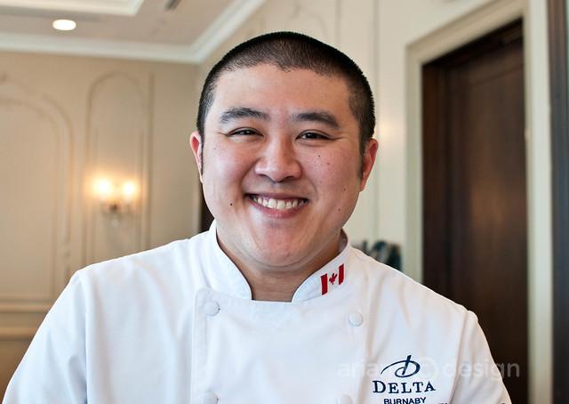 Delta Burnaby (EBO Restaurant)'s Chef Brian Wong