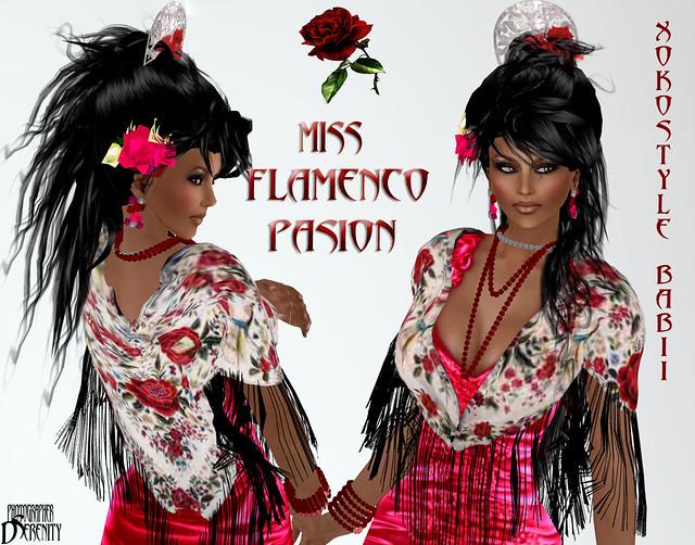 Miss Flamenca Pasion XoKostyle Babii