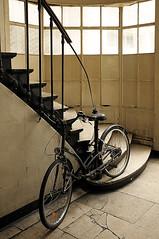 stairs of Paris