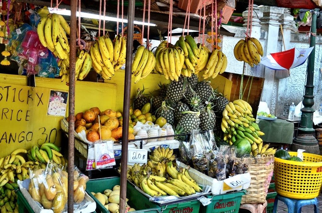 Bangkok market
