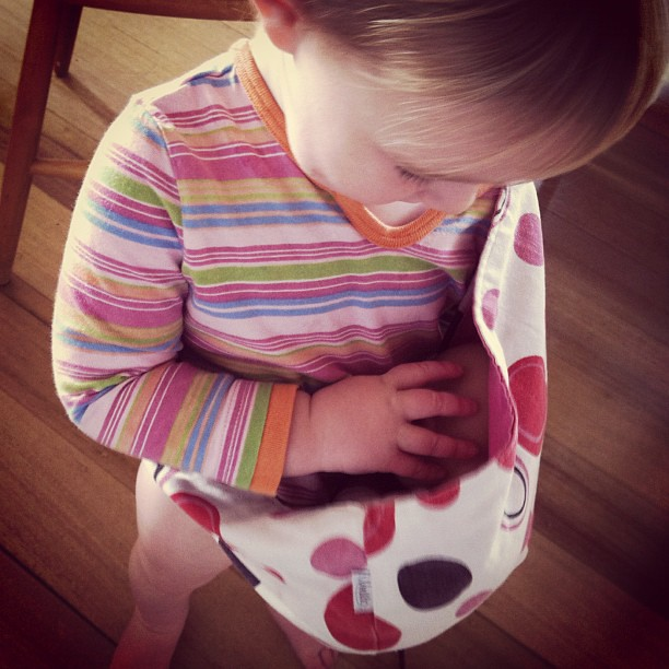 Babywearing babe #supercute #love #toddler #babywearing