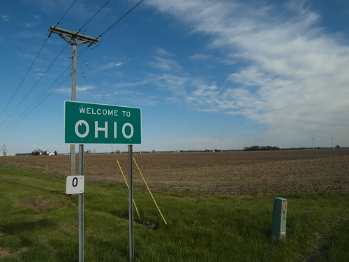 What brings you to Ohio?