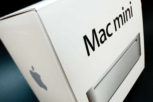 Mac mini 2009 Late BOX