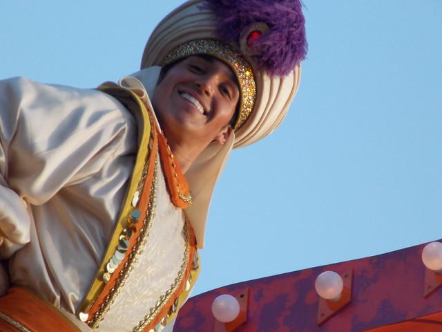 Header of Aladdin