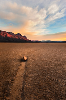 Guardian, Race Track, Death Valley
