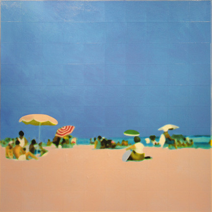 Morning Point (Blue), 2005