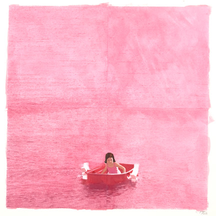 Red Boat Beach, Julie (Pink), 2007