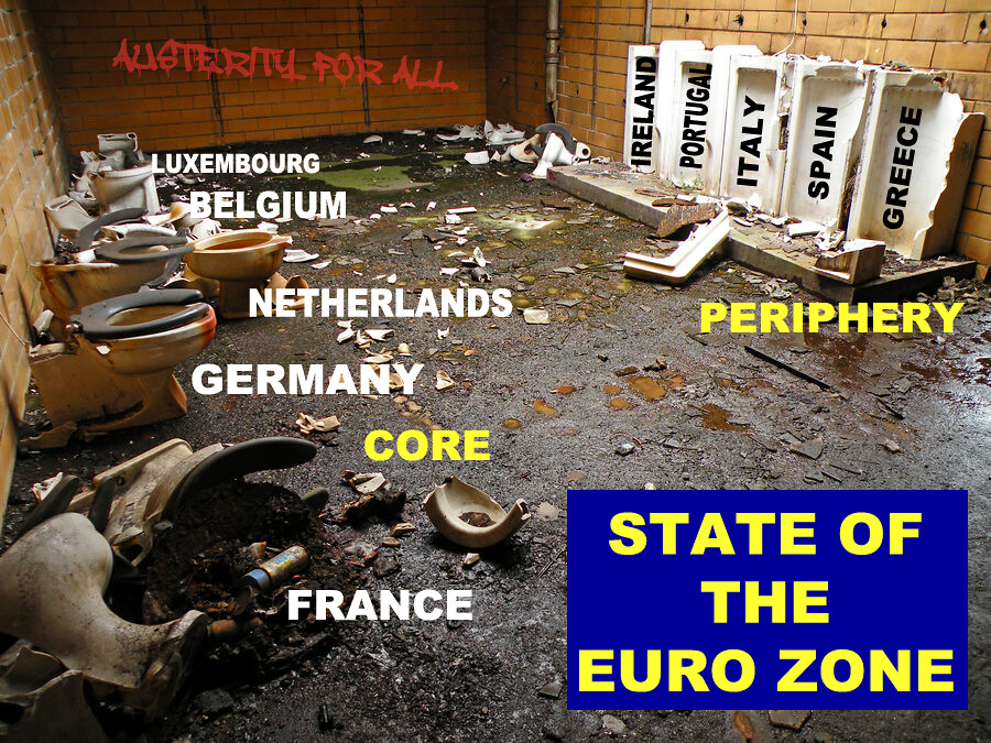 STATE OF THE EURO ZONE