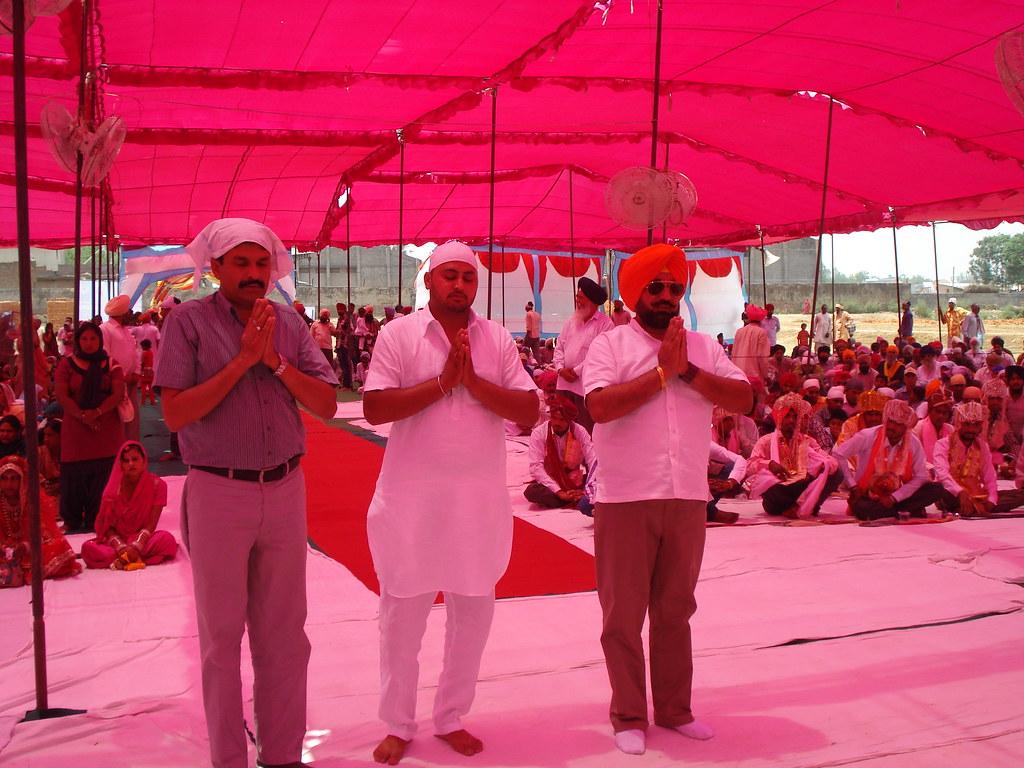 Punjab BJP Leader Sukhminderpal Singh Grewal the marriage