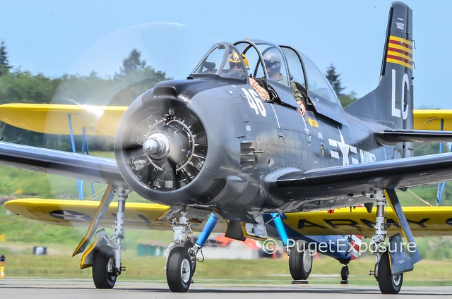 Rolling Thunder Series: North American T-28 Trojan