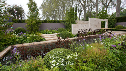 Chelsea Flower Show 2012  - The M&G Garden