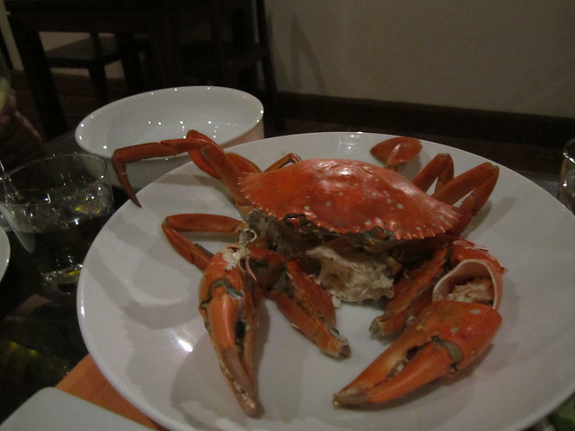 Slightly Peckish: Ministry of Crab 14