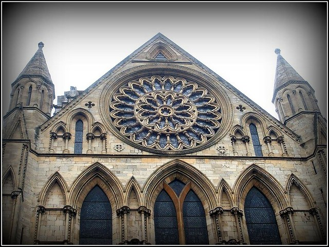 York minster a gallery on flickr for Rose window york minster