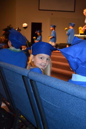 Anna's Preschool Graduation