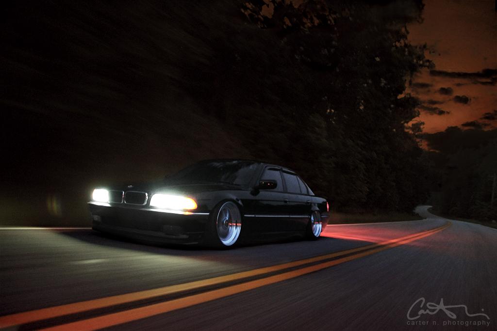 BMW E38 Club - Несколько фотографий