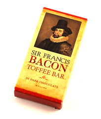 Sir Francis Bacon Toffee Bar