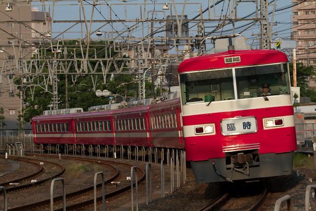 1800系臨時列車