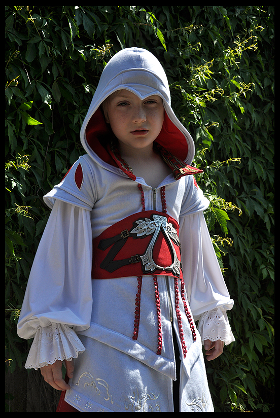 Maarten as Ezio Auditore da Firenze