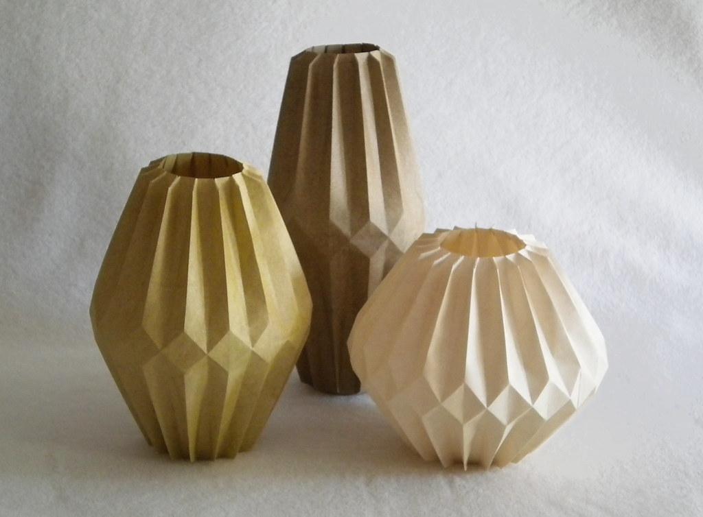 Как сделать вазу поэтапно