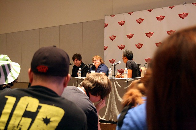 Phoenix Comicon - Video Games Panel