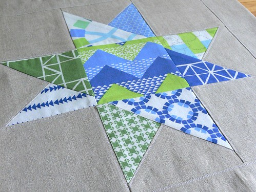 Jenny: Quilt Blocks Challenge WIP