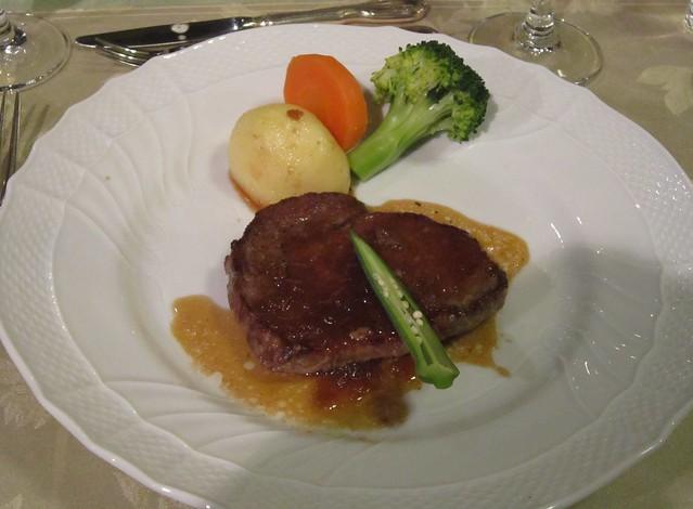 Photo:夕食会のメイン 2012年5月26日 By Poran111