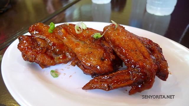 Sweet & Spicy Wings from Fiesta Sorpresa Digos