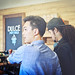 Cafe Dulce Pop Up Espresso Bar, Soft Opening, Downtown Los Angeles