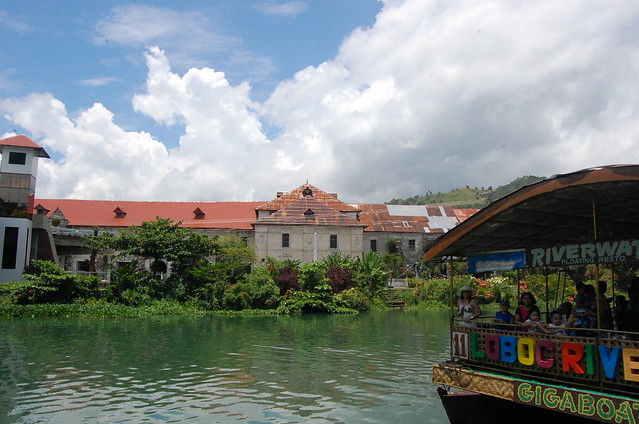 Loboc river cruise 5