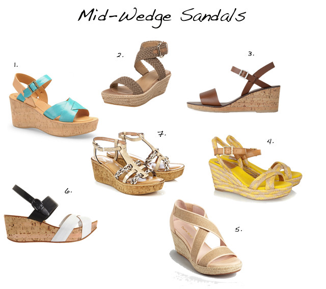 139df07d19 Cookies & Candies: Summer Essentials: Comfortable Wedges & Flats
