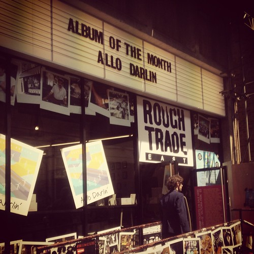 Rough Trade in Brick Lane