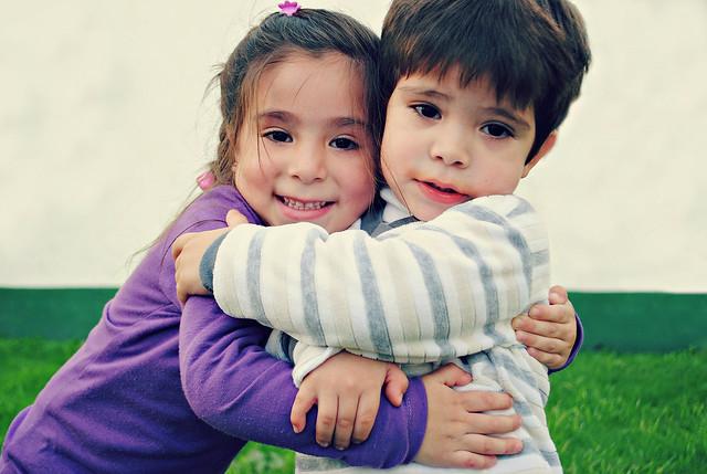 Tadeo y Antonella