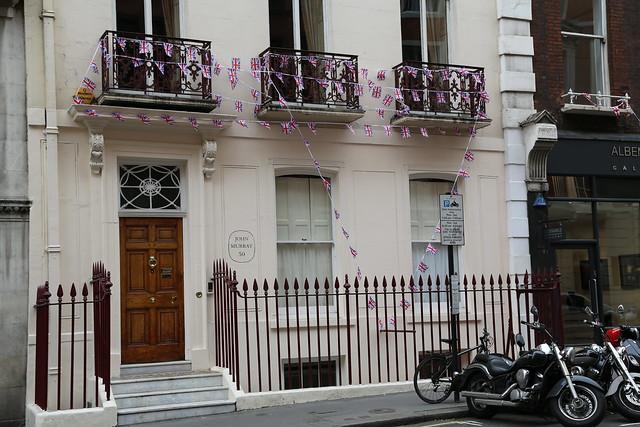 Jubilee in Mayfair