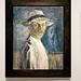 Autoportrait (Emil Nolde) Expo 1917 Centre Pompidou Metz 049 ©mfld57