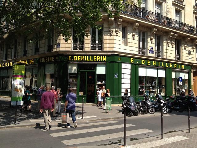 E. Dehillerin - Paris