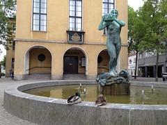 Sleeping in Sønderborg