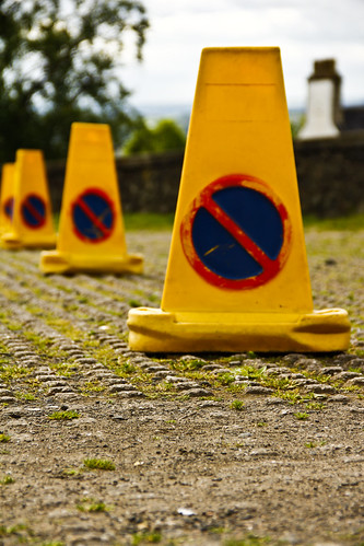 Traffic Cones!!!