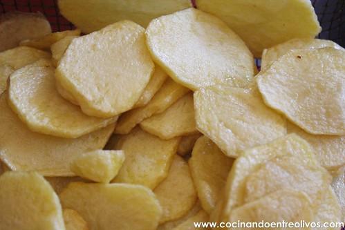 Patatas con bechamel y atún (3)