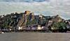 Ehrenbreitstein - Blick von Koblenz auf die Veste